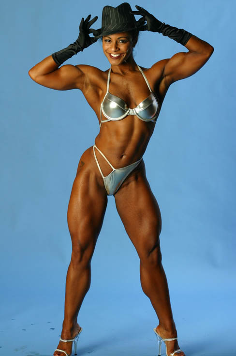 Rachelle Cannon Female Muscle Bodybuilding
