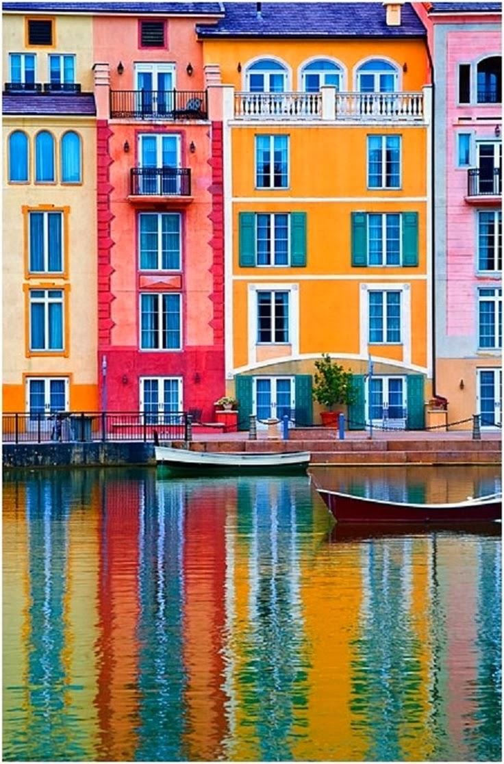Portofino, Genoa, Italy.