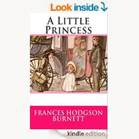 A Little Princess; being the whole story of Sara Crewe now told for the first time by Frances Hodgson Burnett