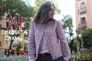 DIY Chaqueta Chanel (patrón gratis incluido). Blog de costura y diy.