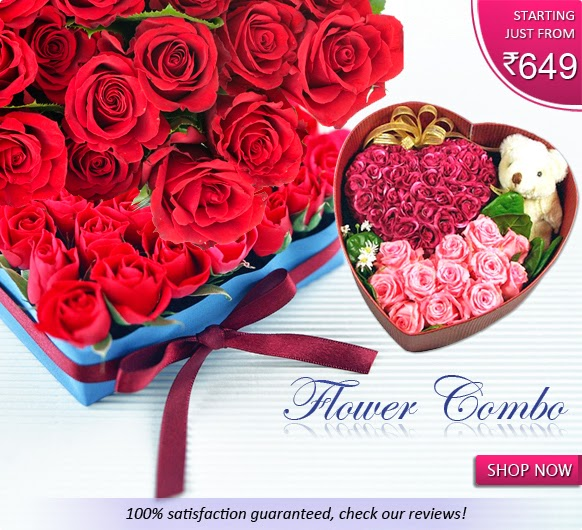 Special Flower Combo Offers