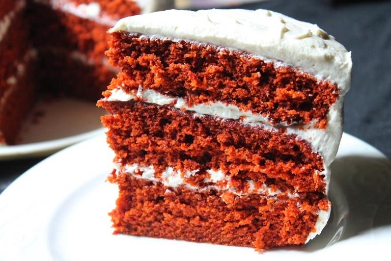 Sara Lee Red Velvet Cake