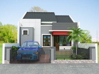 Gambar Rumah Minimalis on Tips Dan Trik Membangun Model Rumah Minimalis 2012 Dari Bikin Betah
