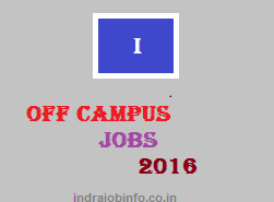 Off Campus in Chennai 2016
