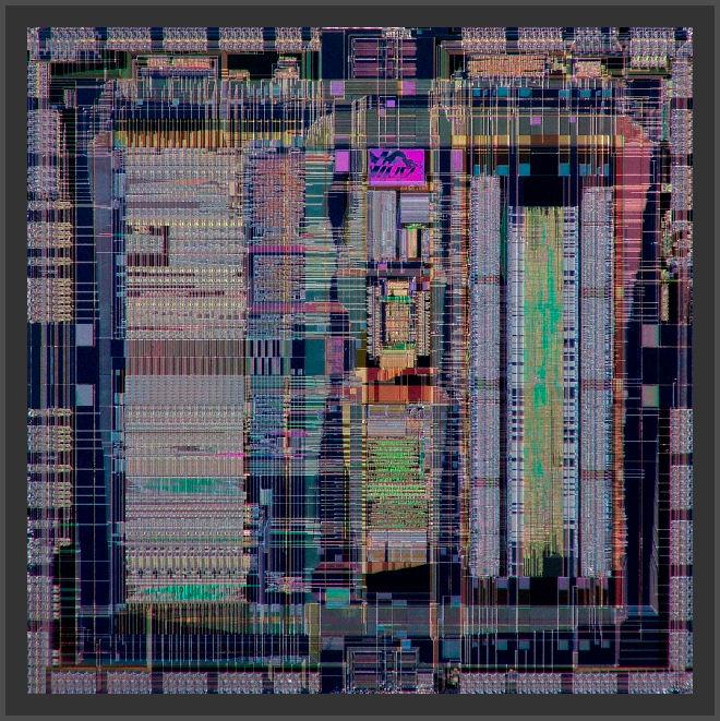 HP PA-RISC 7000 VIPER MIOC