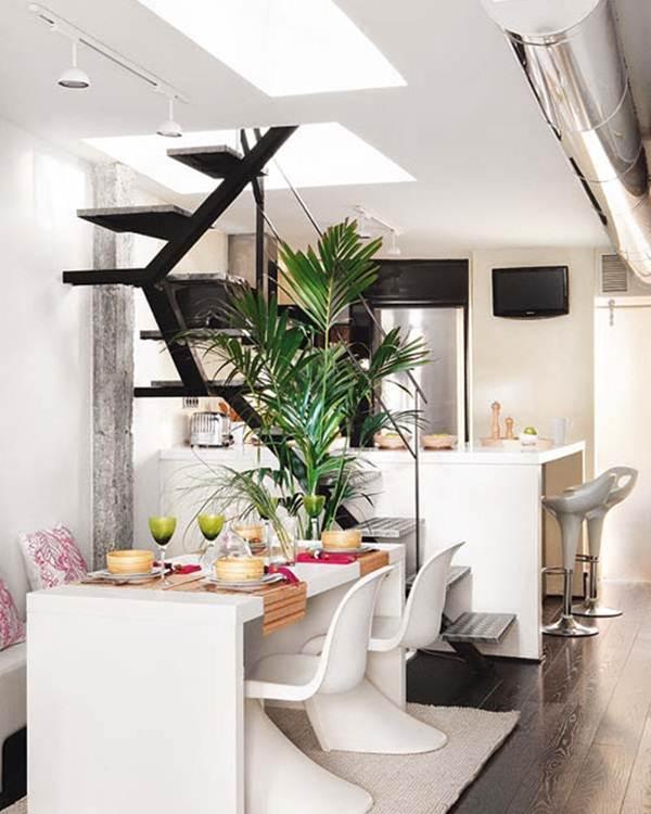 tangga-kreatif-rumah-moden