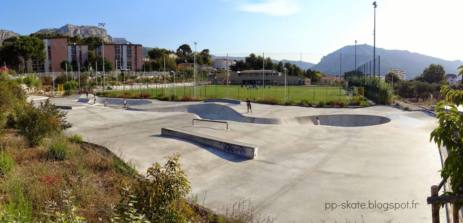 Skatepark Toulon