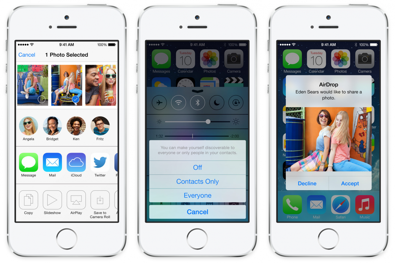 What's New In Ios 7 [full Features] Redsn0w Jailbreak 83 84 How To Use How  To Airdrop Photos And Videos