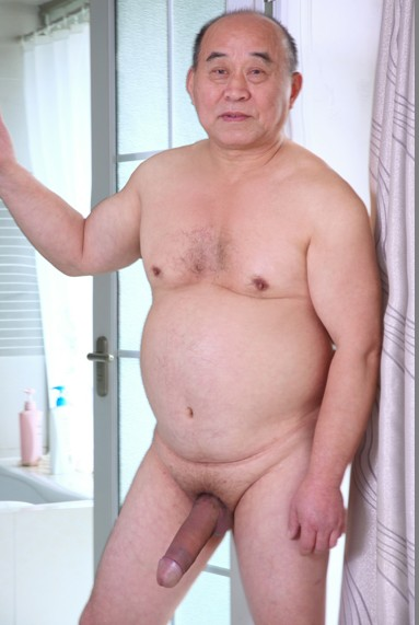 naked sexy asian - asian oldermen