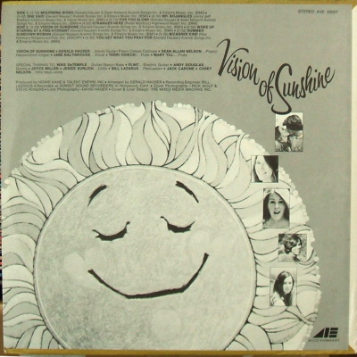 Vision of Sunshine – Vision of Sunshine