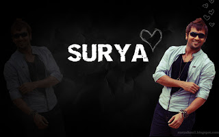surya image for wallpaper,black colour pic of surya with lomo effect.