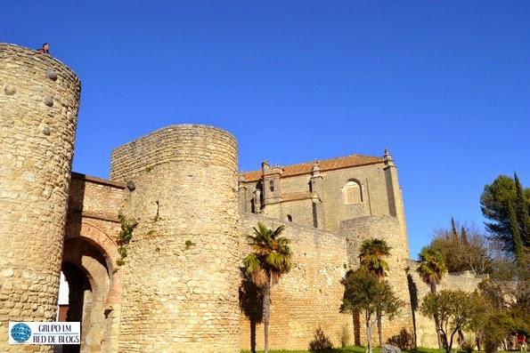 Castillo Medieval en Ronda