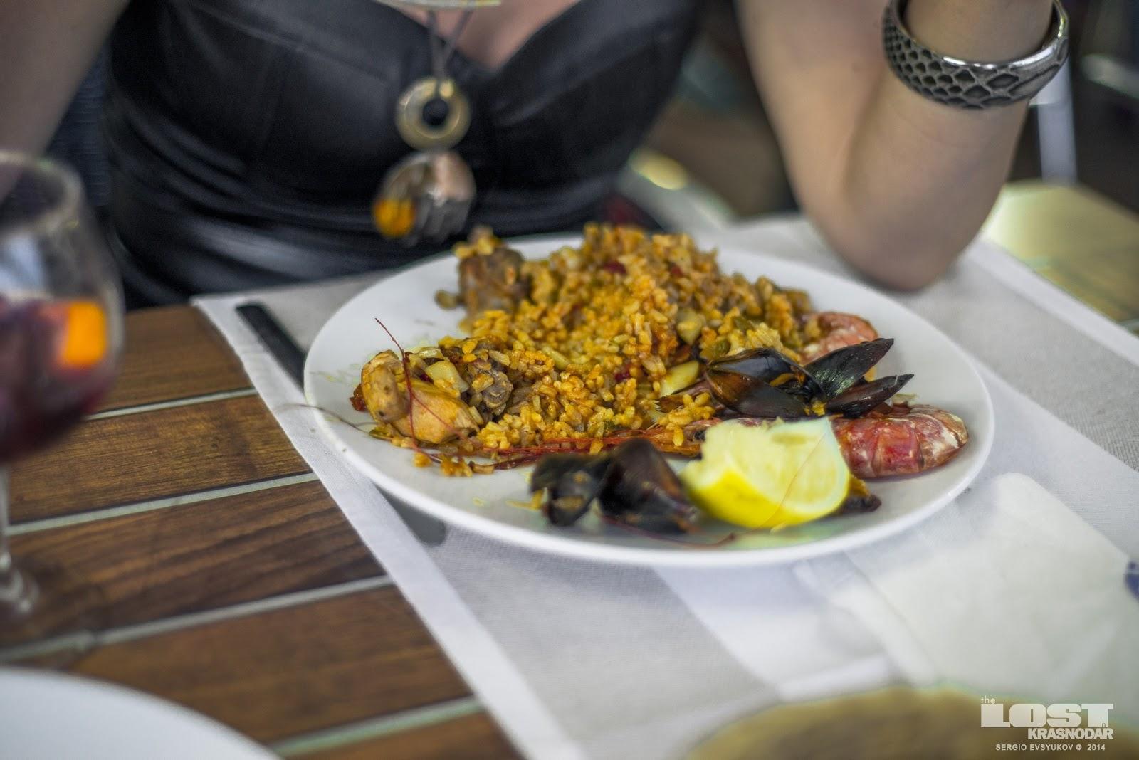 Кухня Барселоны