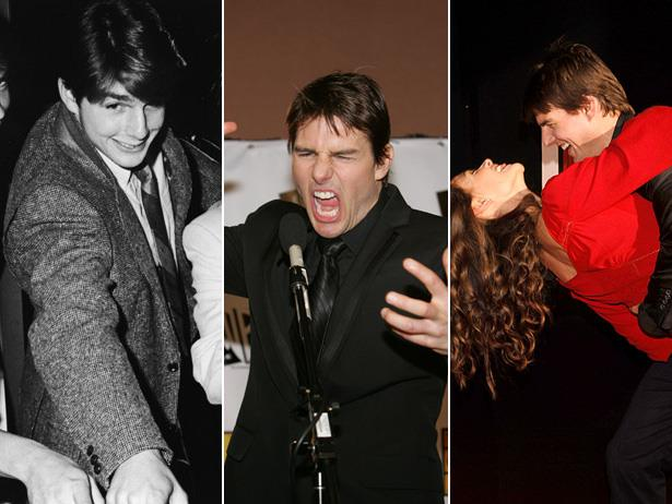 tom cruise aging in one picture