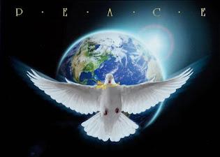 Με την ελπίδα για έναν καλύτερο κόσμο γεμάτο με Αγάπη και Ειρήνη!