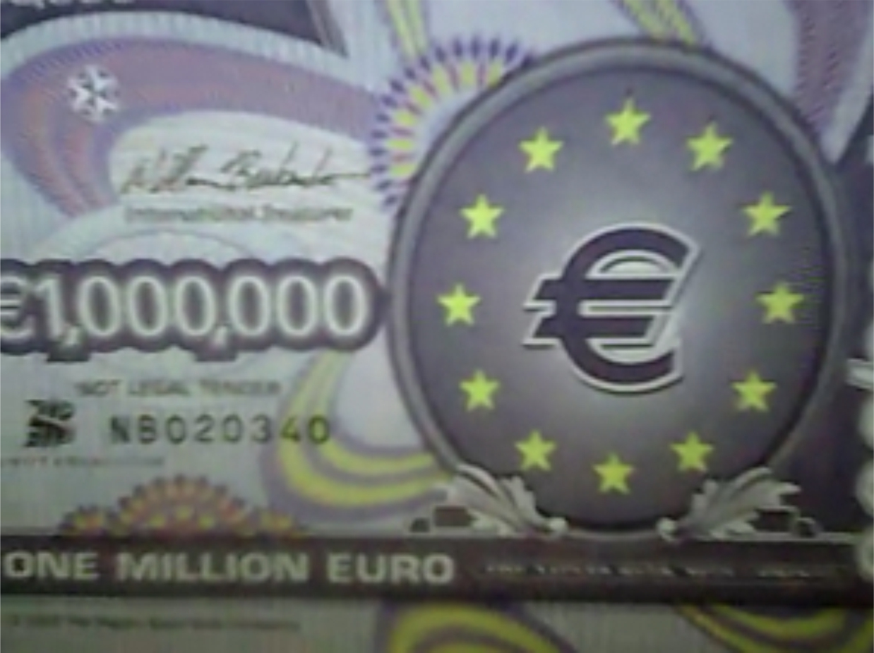 One Million Euro note – Introduced by the Rothschild ...