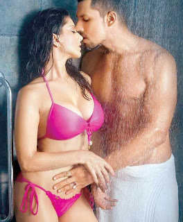 sunny leone Kissing photos Images Pictures