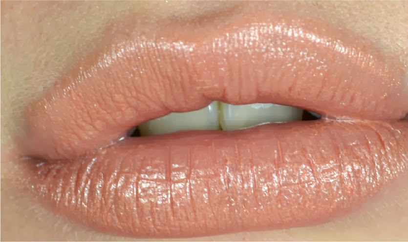 Tease Flutter Pout : MAC Shy Girl lipstick