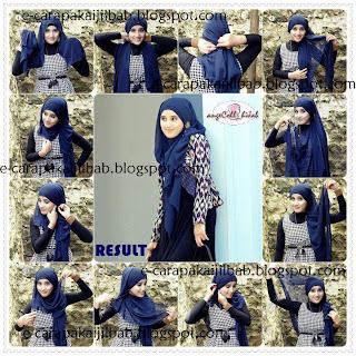 Cara pakai jilbab Style Terbaru bulan Mei 2013