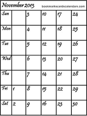 Calendar Planner Template November 2013/page/2 | New Calendar Template ...