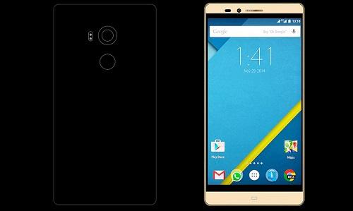 Elephone Vowney, Handphone Android Dengan Dua Kamera Utama