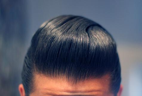 Contok Pembuatan Pomade Pada Rambut