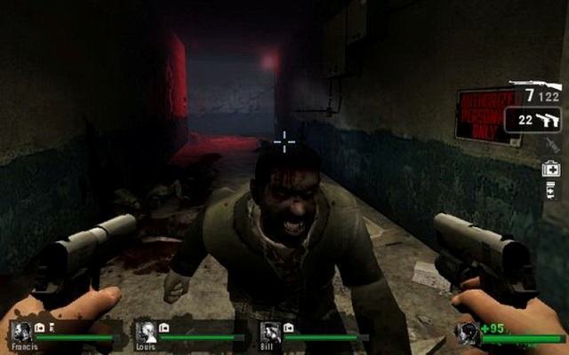 Left 4 Dead 1 PC Games Gameplay