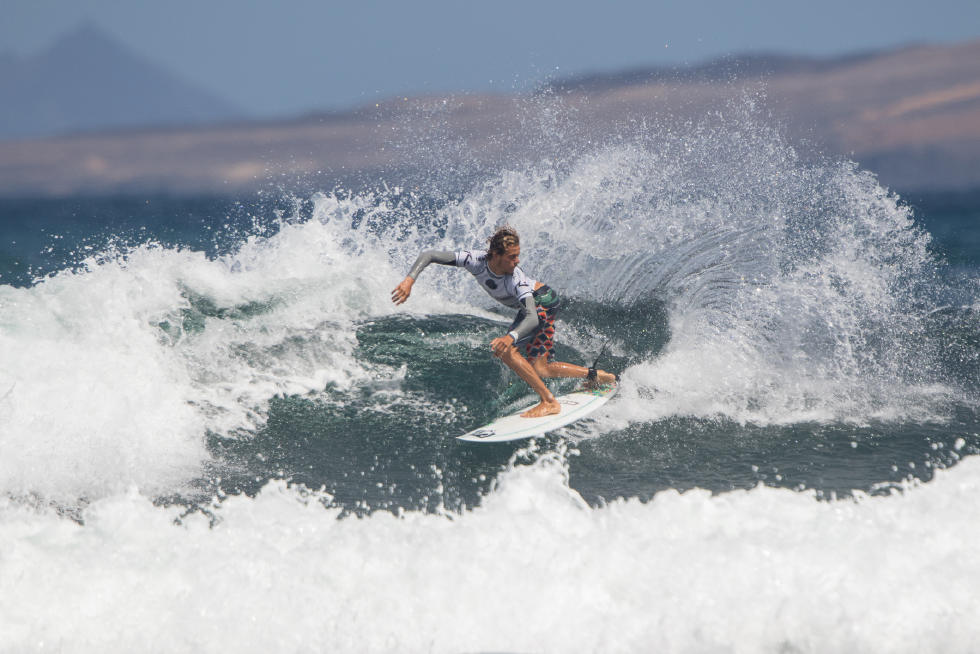 1 Nelson Cloarec FRA Lanzarote Teguise 2015 Franito Pro Junior SL Gines Diaz