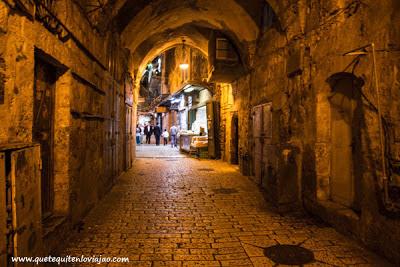 Ciudad vieja de Jerusalén - Viaje a Israel