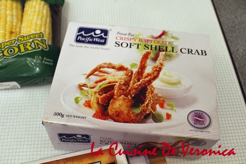 軟殼蟹 Soft Shell Crab