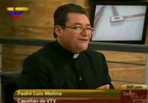 Capelão Luis Molina