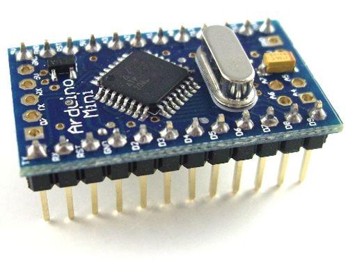 Cómputo integrado tipos de arduinos