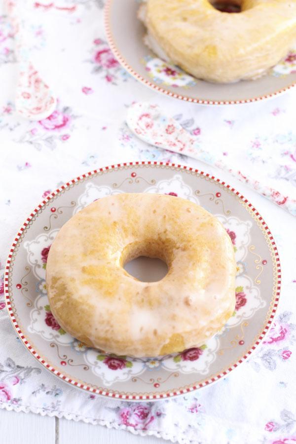 Receta Donuts de calabaza y buttermilk