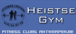 fitness centrum club HEISTSE GYM Antwerpen fitness spinning groepslessen koele trainingsruimtes professioneel opgeleide begeleiders ruime kleedkamers met sauna,...