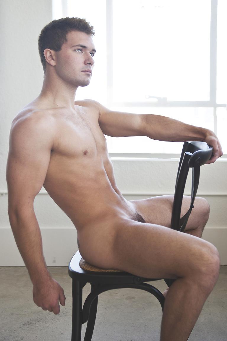 naked Dylan carden model