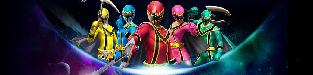 JOGOS DO POWER RANGERS