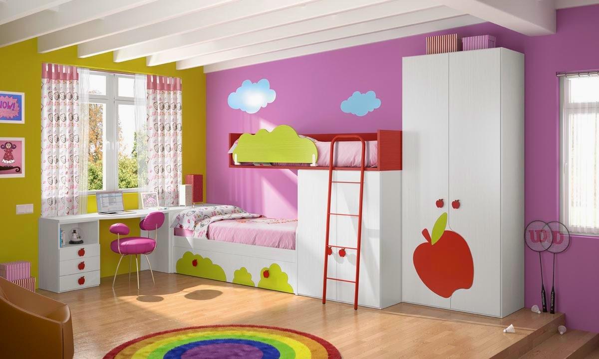 Muebles para una habitaci n infantil carpintero granada for Muebles de habitacion infantil