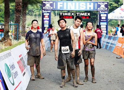 XTERRA Mud Run