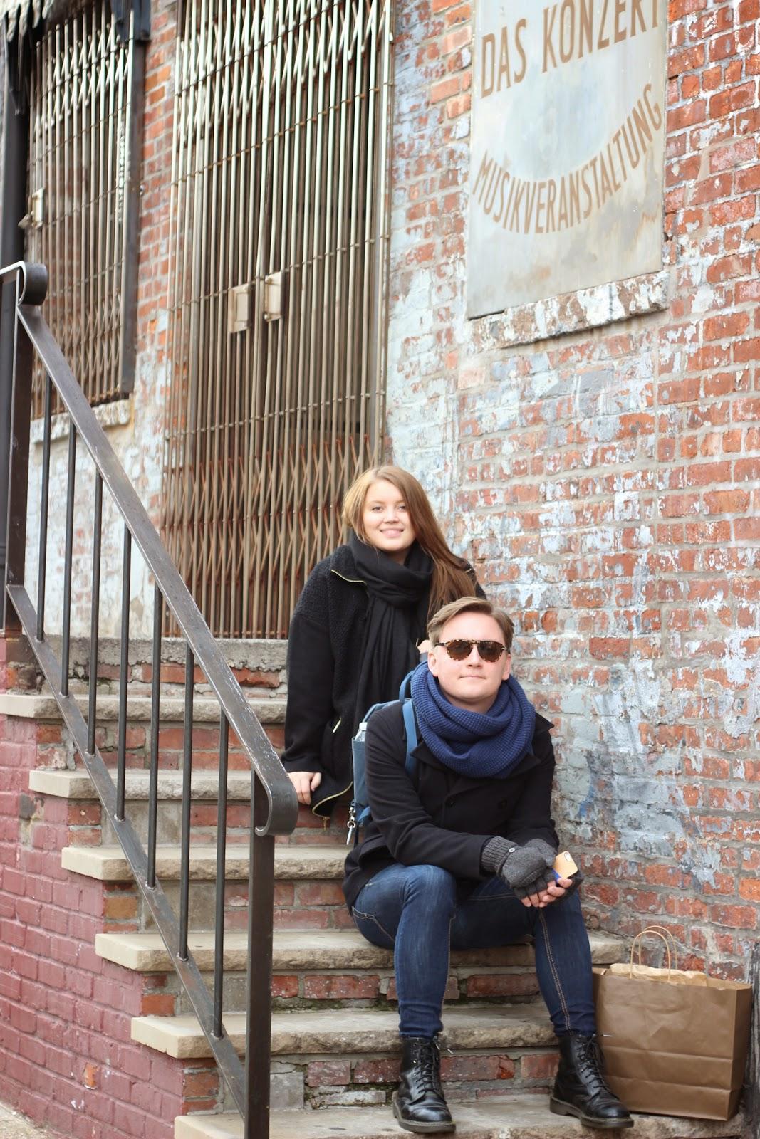 Sisko ja sen veli Williamsburgissa