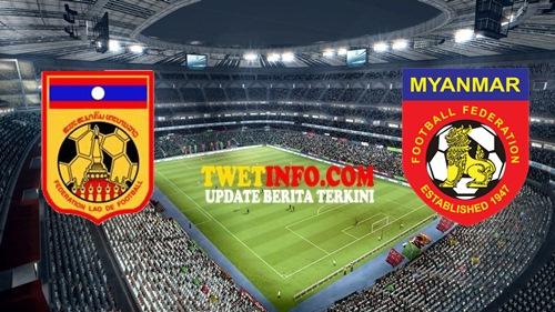 Prediksi Laos U16 vs Myanmar U16 AFF U16 2015