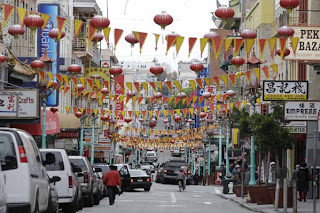 San Francisco Tour-in-China Town