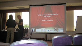 Community Partner Summit in Bristol