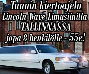 Kiertoajelulle Tallinnaan?