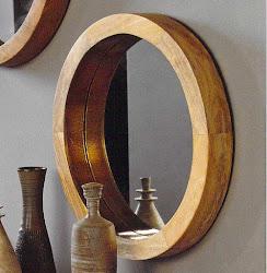 Porthole Mirror