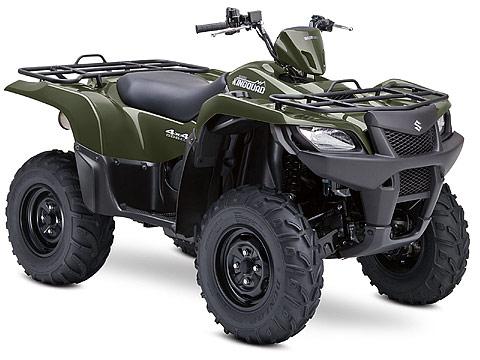 2013 Suzuki KingQuad 500AXi Power Steering ATV pictures. 480x360 pixels