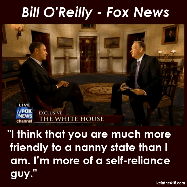 President Obama sat down with right-wing Fox News personality Bill O'Reilly for a pre-Super Bowl interview.