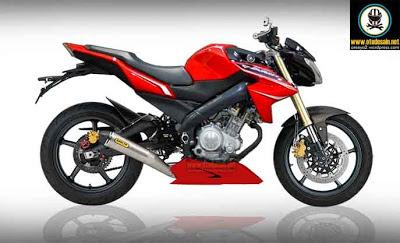 Biaya Modifikasi Yamaha New Vixion 2013