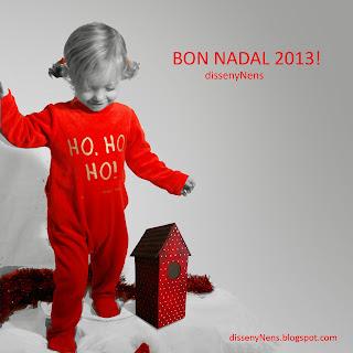 Bon Nadal Christmas navidad diseño niños disseny nens