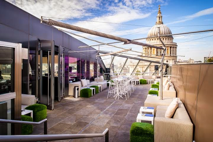 London Pop Ups Carom 39 S Summer Rooftop Pop Up At Madison