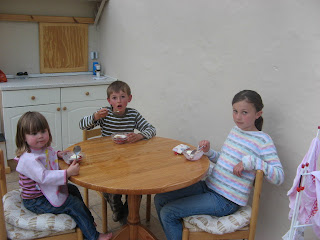 Three of my grandchildren